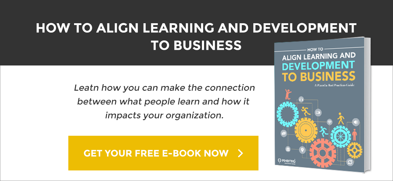 Align Learning and Development to Businesss