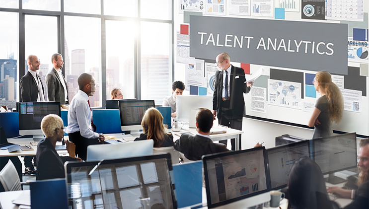 A Model for Understanding Analytics in Human Resources