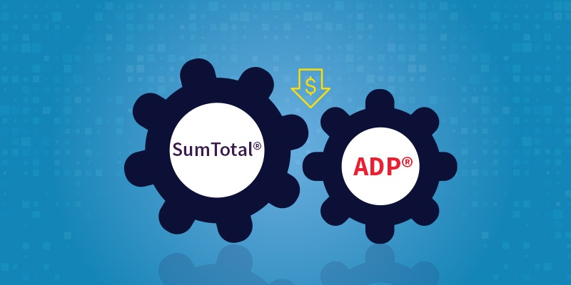 A Simple, Low-Cost Way to Connect Your SumTotal LMS to ADP