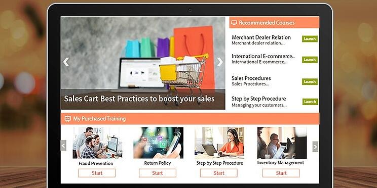 What a Well-Designed Learner Portal Can Do For Your Training Sales