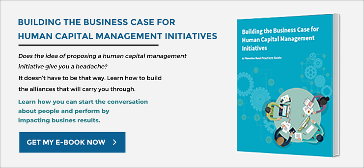Business Case for Human Capital Management Initiatives