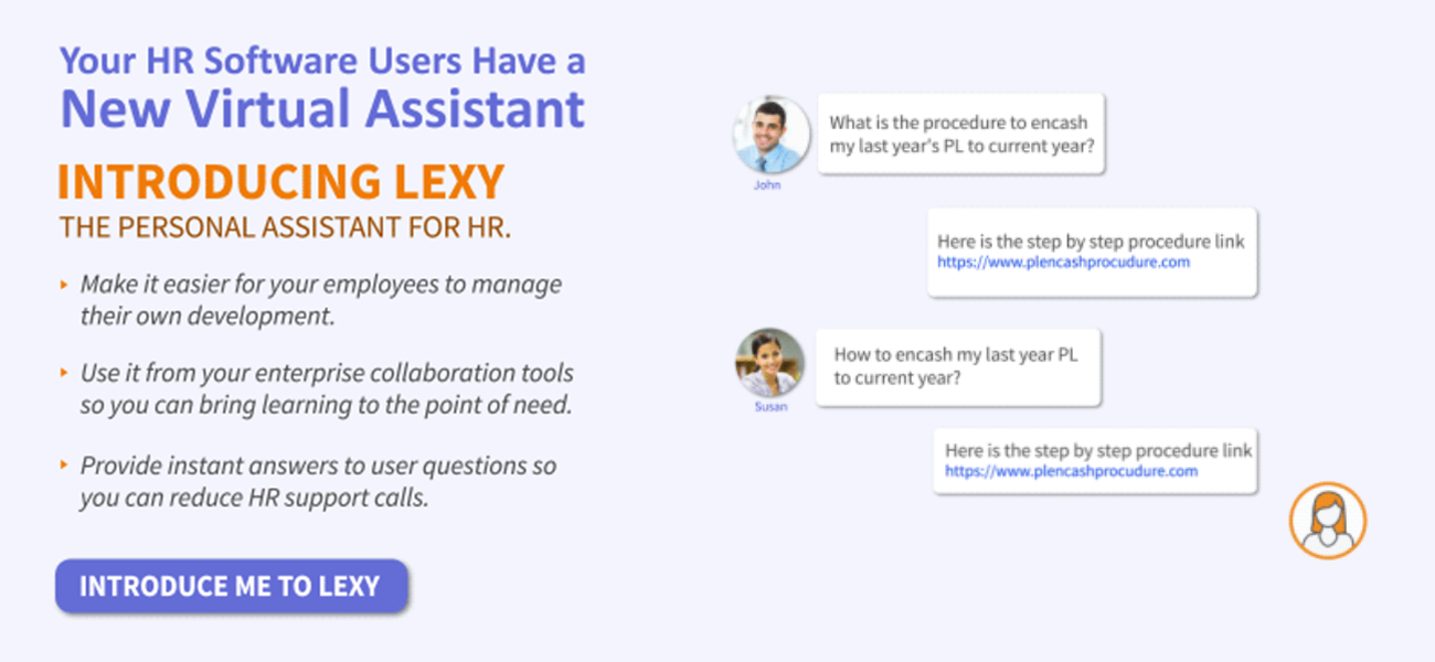 Chatbots in HR AI for people not robots