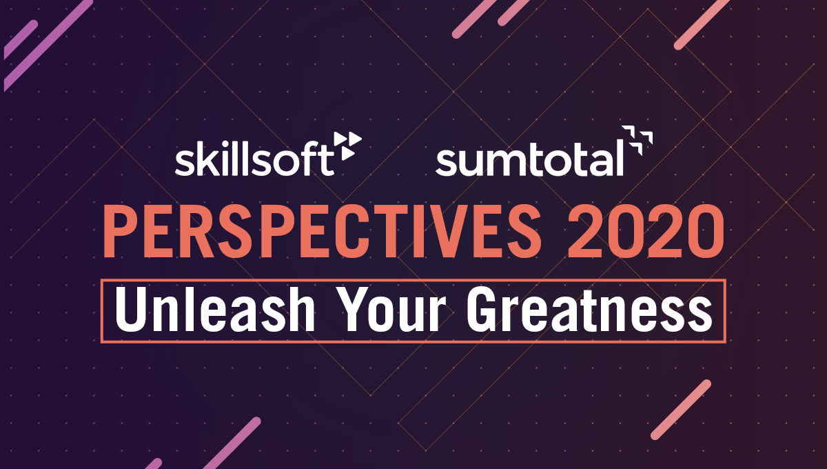 Perspectives 2020 at skillsoft