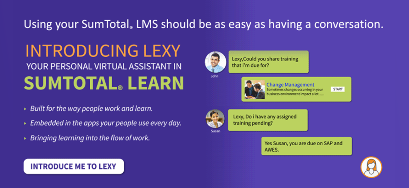 Unlock the Potential of Social Learning in Your SumTotal LMS-1