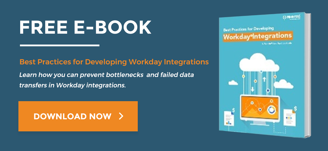 Workday® Integrations -Best Practices