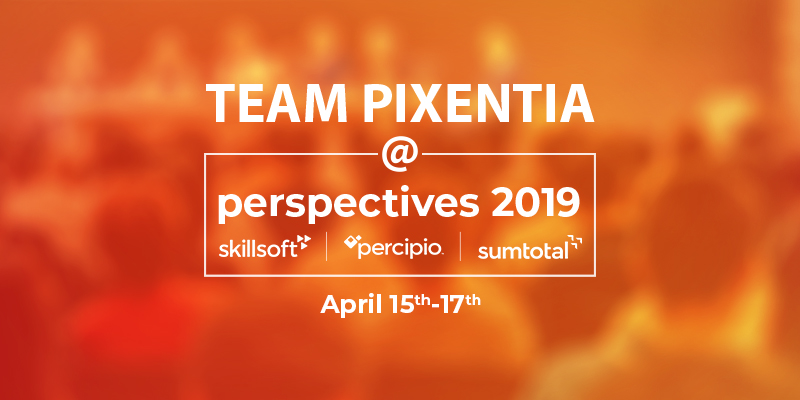 Team Pixentia at Perspectives 2019