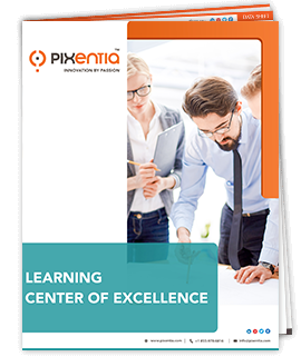 Learning Center of Excellence_Landing page image